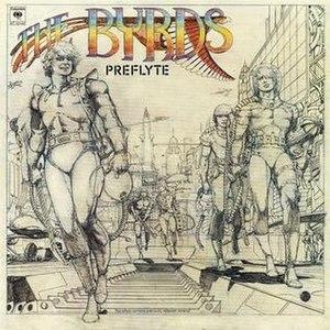 Preflyte - Image: The Byrds Preflyte Alternate