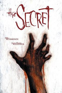 The Secret Dark Horse Comics Wikipedia