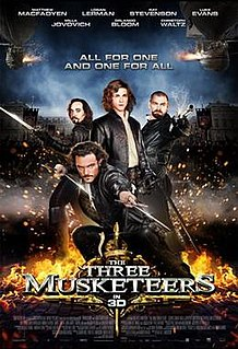 <i>The Three Musketeers</i> (2011 film)
