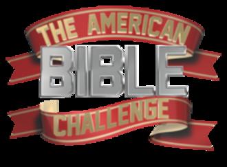 The American Bible Challenge - Image: The American Bible Challenge Season 2