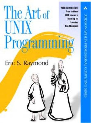 The Art of Unix Programming - Image: The Art of Unix Programming