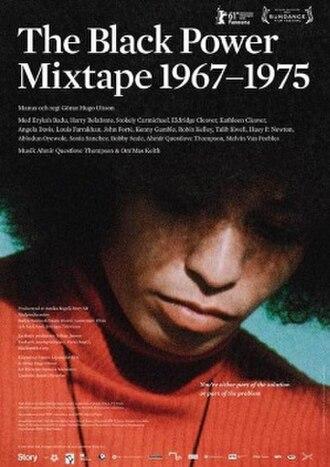 The Black Power Mixtape 1967–1975 - Image: The Black Power Mixtape 1967 1975