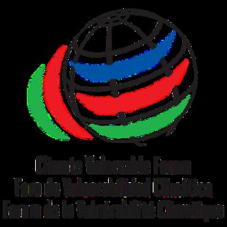 Climate Vulnerable Forum - Image: The CVF Multilingual Logo, 2015