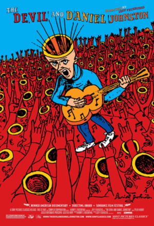 The Devil and Daniel Johnston - A promotional poster for the film