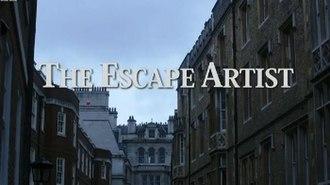 The Escape Artist (TV series) - First episode titlecard