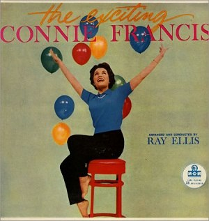 The Exciting Connie Francis - Image: The Exciting Connie Francis