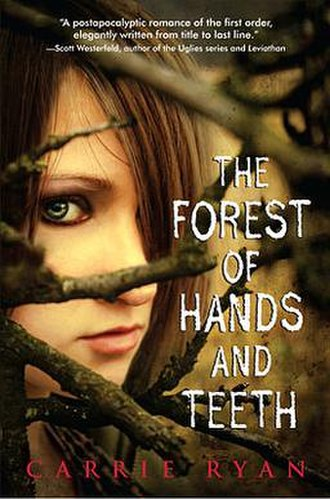 The Forest of Hands and Teeth - Paperback cover of The Forest of Hands and Teeth