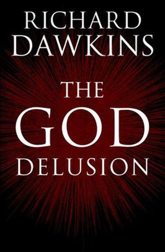 The God Delusion - First edition UK cover