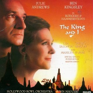 The King and I (1992 studio cast) - Image: The King and I 1992 album cover