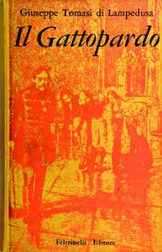 The Leopard - Cover of the first edition