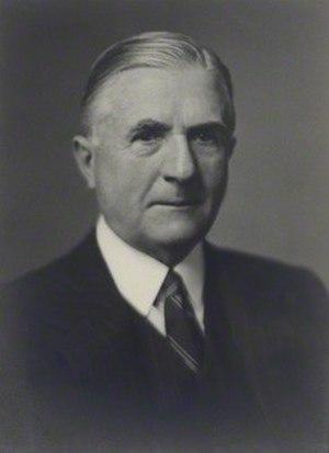 Thomas Catto, 1st Baron Catto - Image: The Lord Catto in 1943