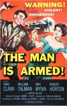 The Man Is Armed film poster.jpg