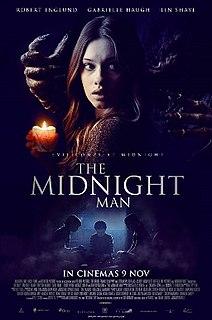 <i>The Midnight Man</i> (2016 horror film)