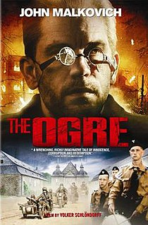 <i>The Ogre</i> (1996 film) 1996 film by Volker Schlöndorff