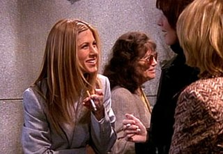The One Where Rachel Smokes 18th episode of the fifth season of Friends