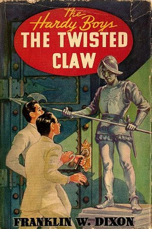 The Twisted Claw - Original edition