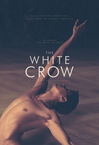 The White Crow - Teaser poster