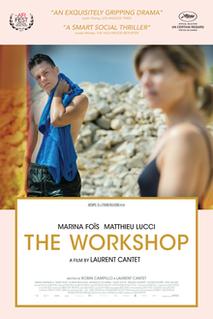 <i>The Workshop</i> (film) 2017 film by Laurent Cantet