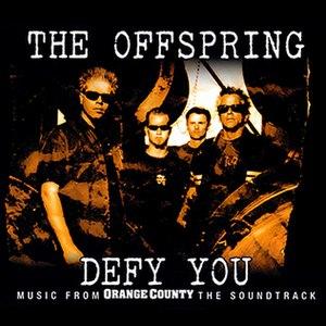 Defy You - Image: Theoffspring Defyyoucover