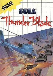 <i>Thunder Blade</i> 1987 video game
