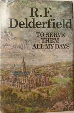 To Serve Them All My Days - First edition