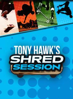 <i>Tony Hawks Shred Session</i>