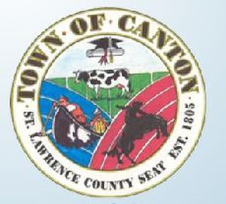 Canton, New York - Image: Town of Canton, New York seal