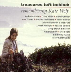 Kate Wolf - Treasures Left Behind