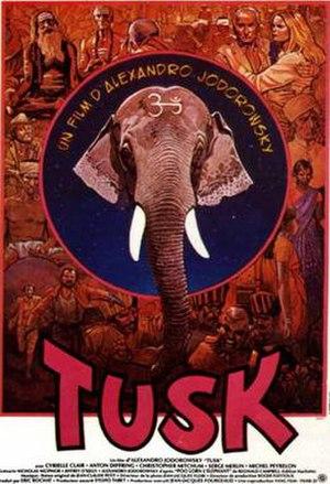 Tusk (1980 film) - Film Poster