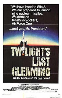 <i>Twilights Last Gleaming</i> 1977 film by Robert Aldrich