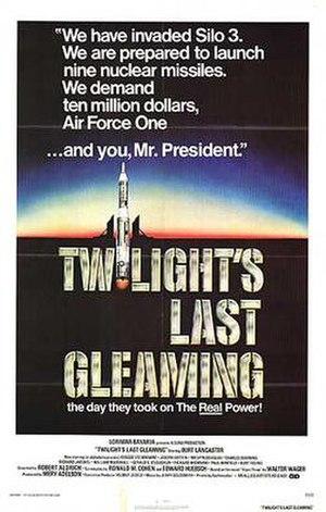 Twilight's Last Gleaming - Image: Twilights last gleaming movie poster