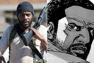 The Walking Dead character