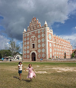 Principal Church of Uayma , Yucatán