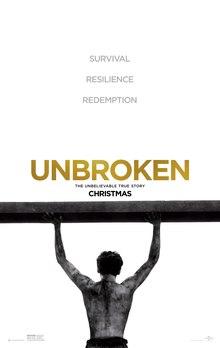 Unbroken (2014) [English] SL DM - Jack OConnell, Domhnall Gleeson, Miyavi, Garrett Hedlund, Finn Wittrock