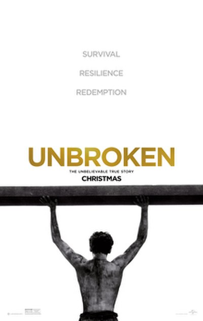 Picture of a movie: Unbroken