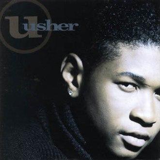 Usher (album) - Image: Usher raymond album 1994