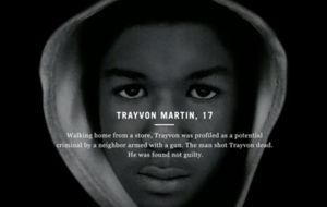 Chains (Usher song) - Trayvon Martin