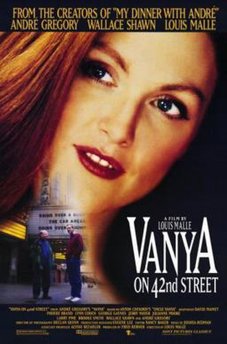 Vanya on 42nd Street - Theatrical film poster