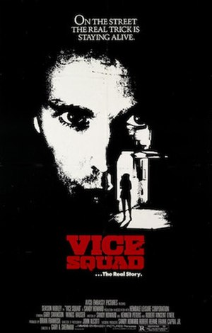 Vice Squad (1982 film) - 2006 DVD release cover