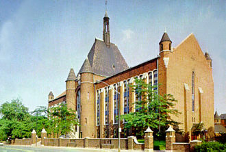 Central Catholic High School (Pittsburgh) - Image: View fron 5th