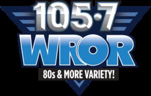 WROR-FM - Image: WROR FM logo