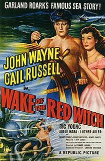 <i>Wake of the Red Witch</i> 1948 film by Edward Ludwig