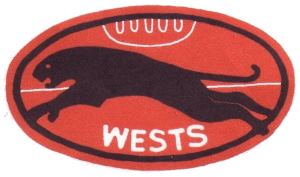 Wests Panthers - Image: Wests Panthers football logo