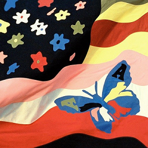 Wildflower (The Avalanches album) - Image: Wildflower Avalanches cover art