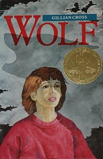 <i>Wolf</i> (novel) novel by Gillian Cross