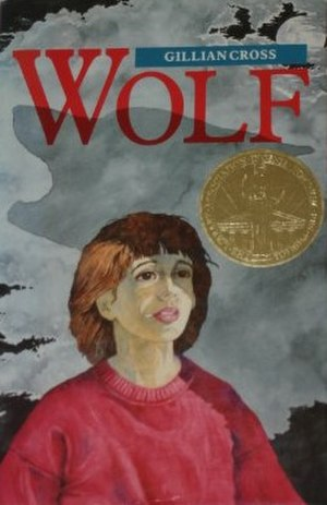 Wolf (novel) - First edition cover with medal seal