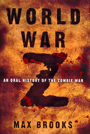 World War Z - First edition cover