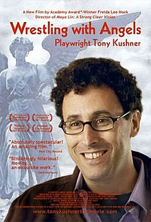 Wrestling With Angels- Playwright Tony Kushner FilmPoster.jpeg
