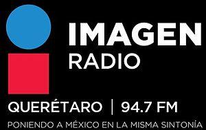 XHOZ-FM (Querétaro) - Image: XHOZ Imagen Queretaro logo