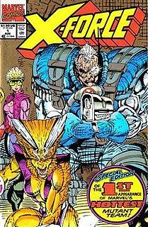 <i>X-Force</i> (comic book)